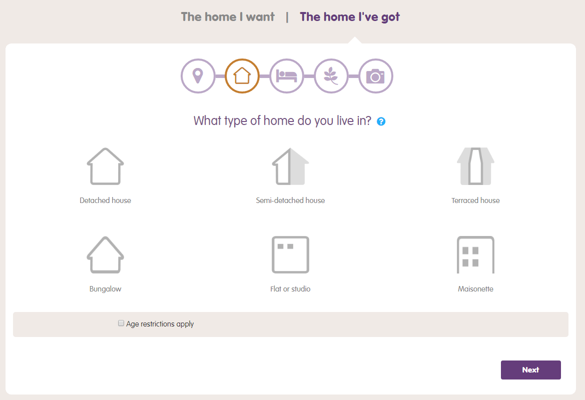 What type of home do you live in?